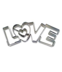"""Cortador """"LOVE"""""""
