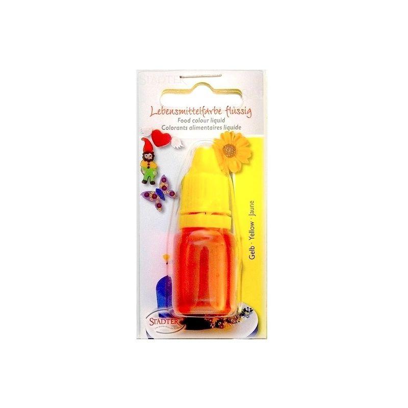 Colorante liquido - ROJO - STADTER - 10ml