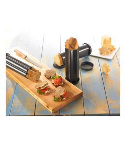 Set de 3 moules à pain pour canapé