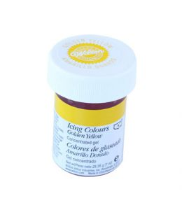 Colorant en gel - JAUNE