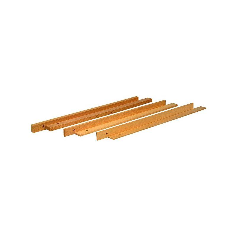 Listones de madera stadter 35cm - Liston de madera ...