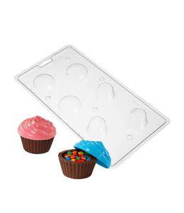 """Moule pour chocolat """"Cupcake"""""""