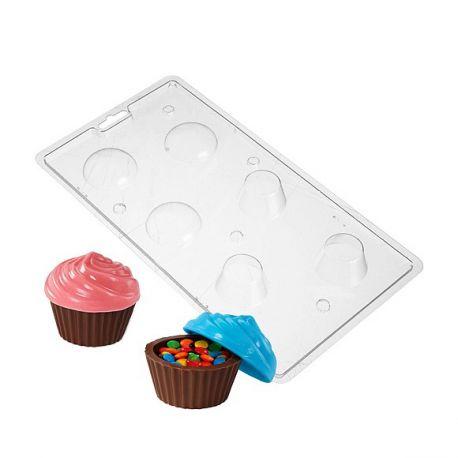 "Candy Mold  ""Cupcake"""