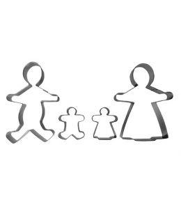 """Emporte-pièces """"Famille"""""""