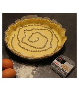 Chaîne fond de tarte