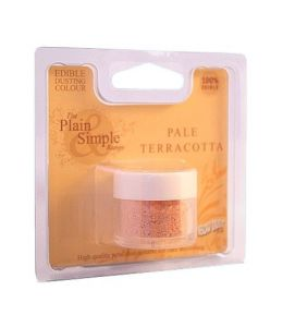Edible Dusting Colour - TERRACOTTA