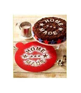 Pochoir à Gâteau Home Made