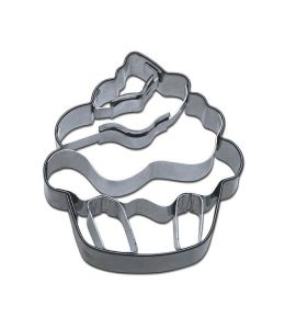 "Cookie/Pastry Cutters ""Cupcake"""