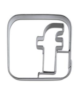 "Cortador ""Facebook"""