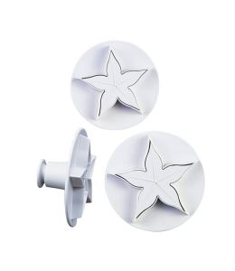 2 Plunger Cutters - Lily