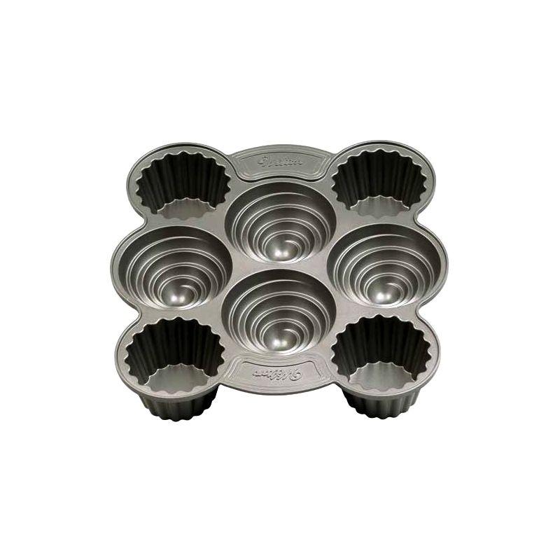 moule 3d cupcake wilton 28x30cm. Black Bedroom Furniture Sets. Home Design Ideas