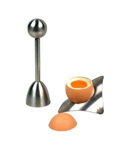 Stainless Steel Egg Topper