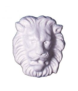 "Decorative Mold - ""Lion Face"""