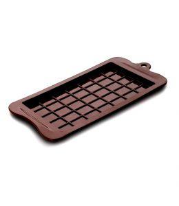 """Moule silicone pour chocolat """"Tablette"""""""