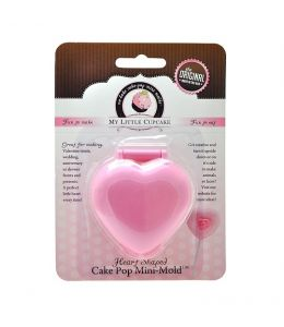 Cake Pop Mold - HEART