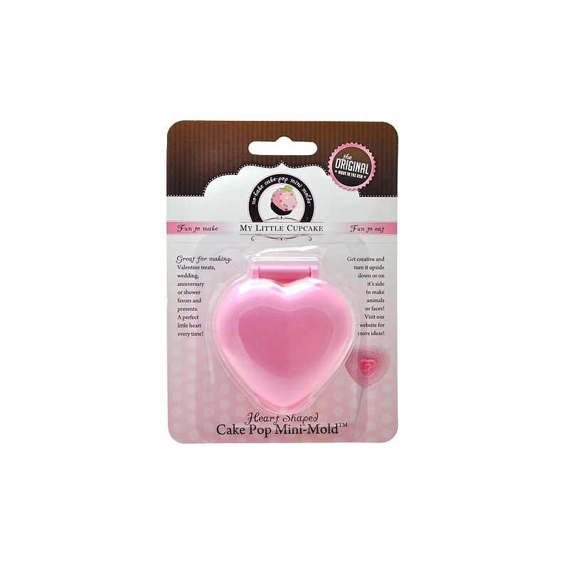 Cake Pop Mold Heart