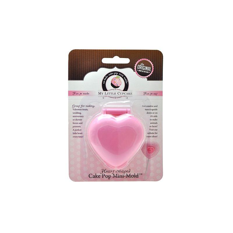 Cake Pop Mold Heart
