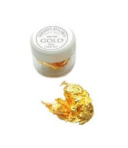 Gold Leaf Flake