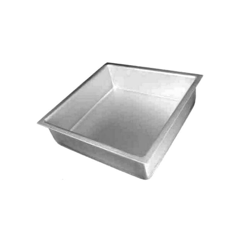 Extra Deep Square Cake Pan 10x10x10cm