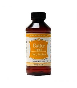 Arôme Butter Vanilla - LorAnn Oils - 120ml