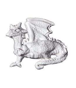 "Moule de modelage - ""Dragon"""