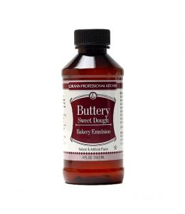 Buttery Sweet Dough Emulsion - LorAnn Oils - 120ml