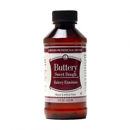 Buttery Sweet Dough Emulsion - LorAnn Oils - 120ml