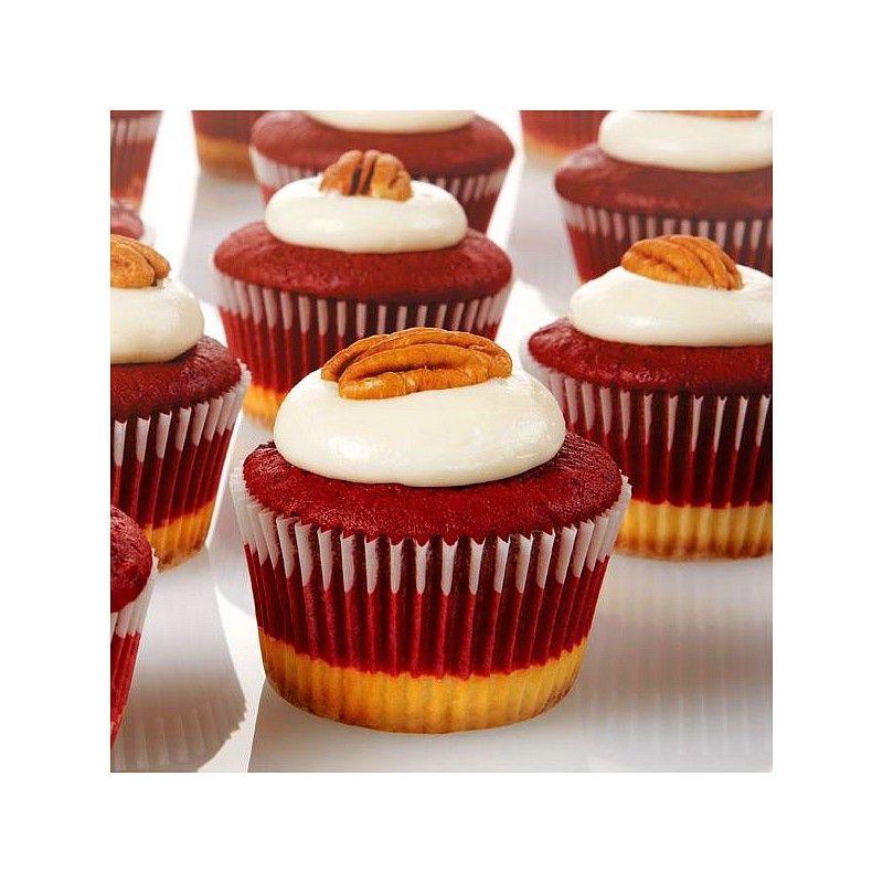 moule mini muffin cupcake 24 cavit s wilton 25x40cm. Black Bedroom Furniture Sets. Home Design Ideas