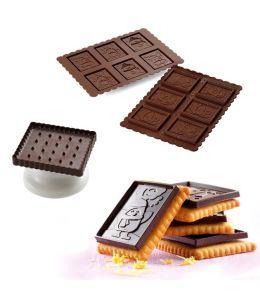 """Cookie Choc"" Kit - SNOWMAN"