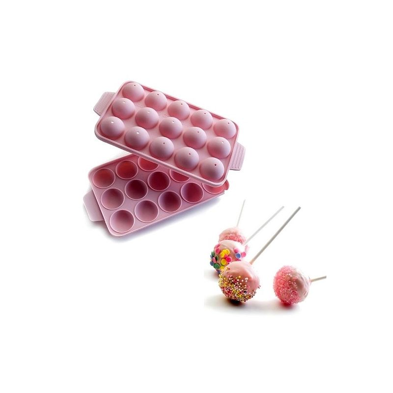 Cake Pop Mold Wilton