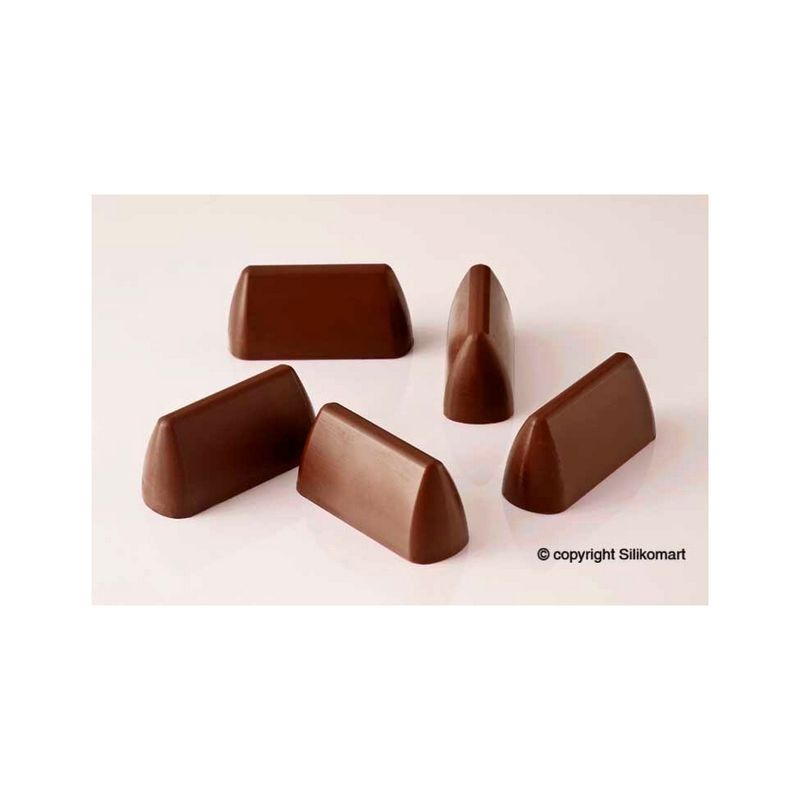 moule silicone pour chocolat chocogianduia. Black Bedroom Furniture Sets. Home Design Ideas