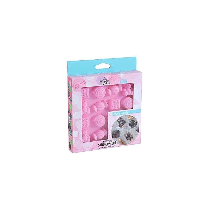 Candy Mold Silicone 82