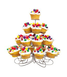 Cupcake Stand for 23 Cakes...