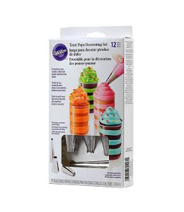 Set para decorar Cake Pop - 12 piezas