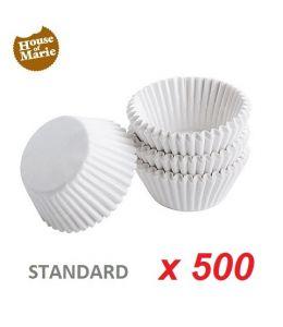 Standard Baking Cases White...