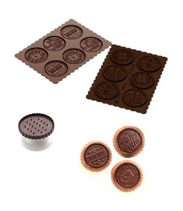 "Kit para galletas ""Cookie Choc"" - DOLCE VITA"