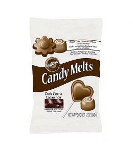 Candy Melts - CHOCOLAT NOIR - WILTON
