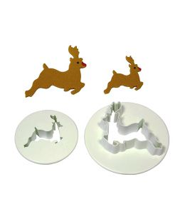 Set 2 Cookie Cutters...