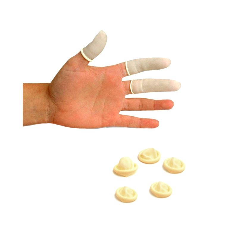 Latex Finger Cot 66