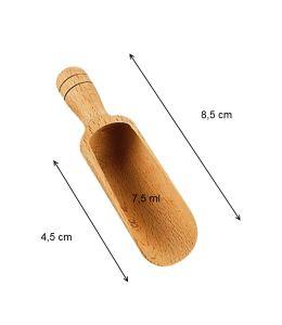 Pelle à épices en bois - STADTER
