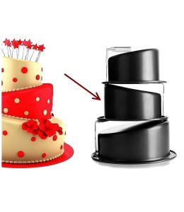Topsy-Turvy Cake Pan - Ø 17cm
