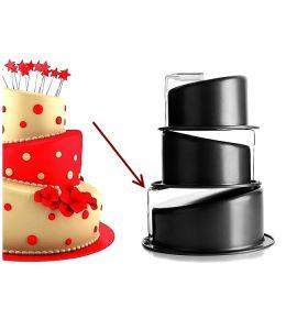 Topsy-Turvy Cake Pan - Ø 21cm