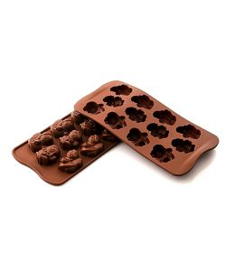 "Moule silicone pour chocolat ""Ange"""