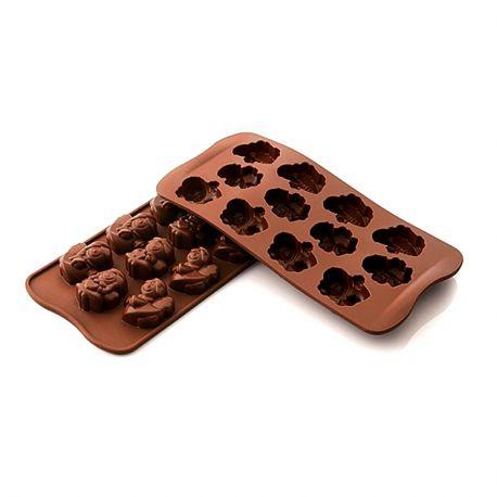 Molde silicona para chocolates angel - Moldes reposteria originales ...