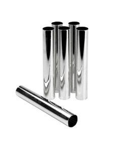 Set de 6 moldes para canutillo (tubo)