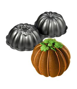 "3D Baking Pan ""Pumpkin"""