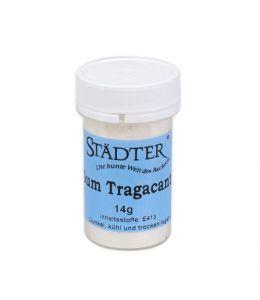 Gomme adragante - Tragacanthe - E413 - 14g