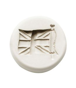 "Decorative Mold - ""Union Jack"""