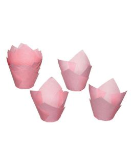 "Mini-caissettes ""tulipe""..."