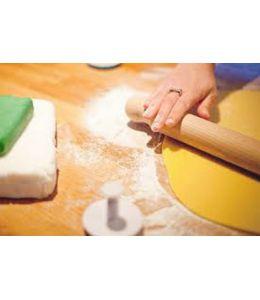 Rouleau à pâtisserie en polyéthylène - 50cm
